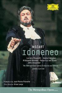 Cover Luciano Pavarotti - Idomeneo - Mozart [DVD]